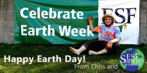 Chris Earth Day